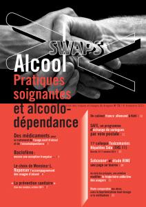 Alcool, pratiques soignantes et alcoolodépendance
