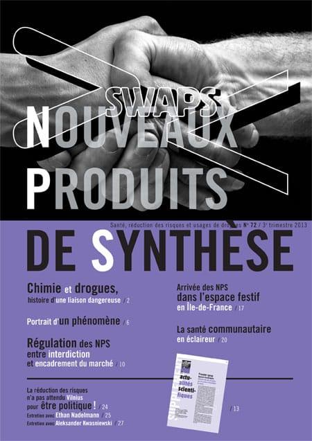 Swaps 72 : Nouveaux produits de synthèse