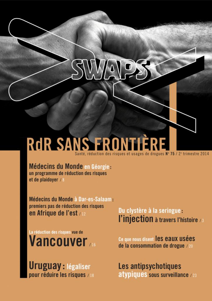 Swaps 75 : RDR sans frontière