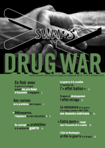 Swaps 76 : Drug War