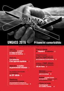 Swaps 80 – 81 : UNGASS 2016 & Prisons et comorbidités