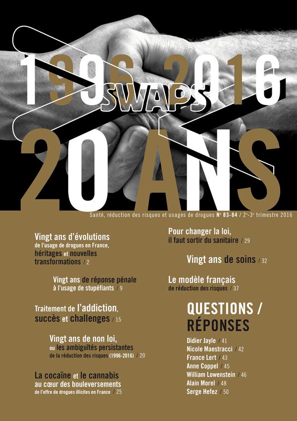 Swaps 83 – 84 : 20 ans