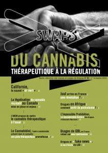 Swaps 90 : Du cannabis thérapeutique à la régulation