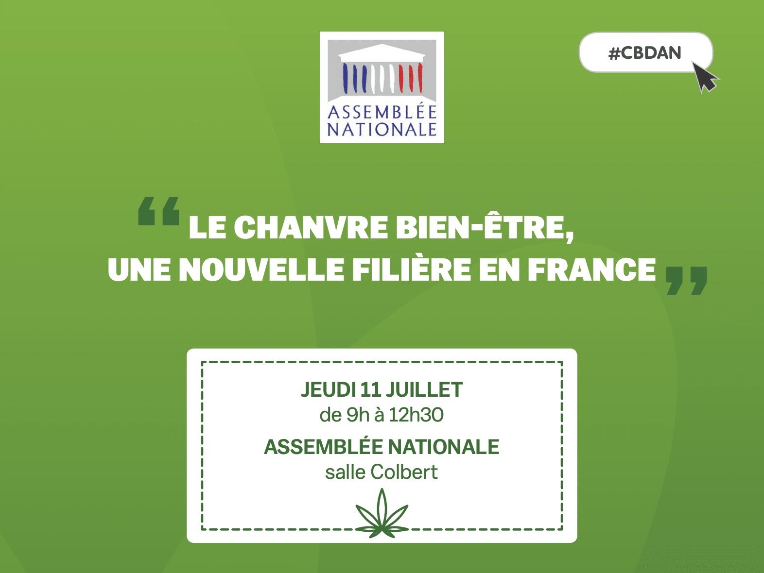 «Chanvre bien-être, une nouvelle filière en France»