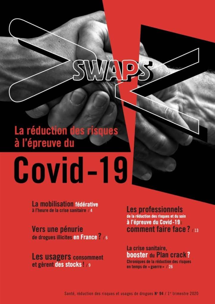 Swaps 94 : La réduction des risques à l'épreuve du Covid-19
