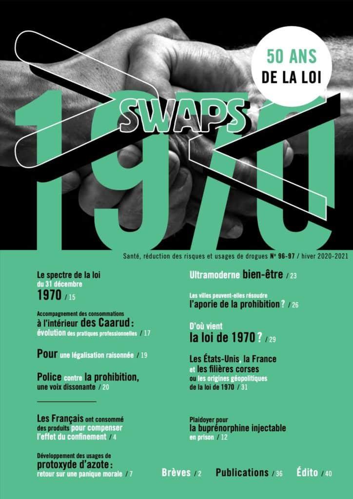 Swaps 96-97 : Les 50 ans de la loi de 1970