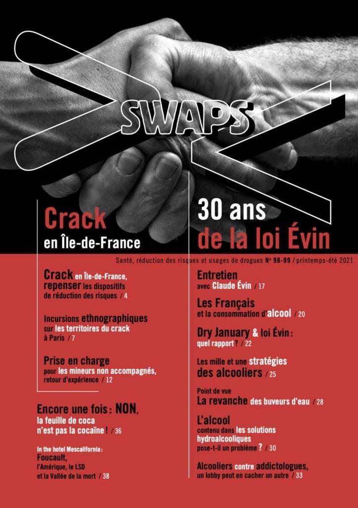 Swaps 98-99 : 30 ans de la loi Evin